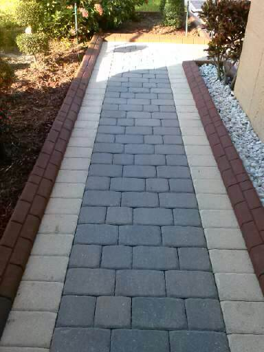 Curbs4us Decorative Edging replace, stones, rocks, mulch